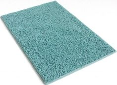 Amazon.com: 6'x9' Indoor Area Rug - Trendy Teal 37oz - plush textured carpet for residential or commercial use
