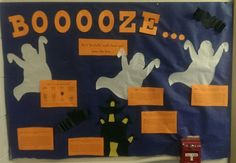 Alcohol awareness bulletin board for October_RC