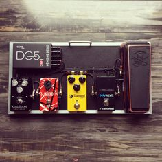 Guitar Effects Pedals, Guitar Pedals, Pedalboard, Rigs, Boards, Geeks, Train, Technology, Amp