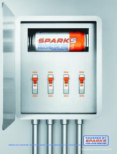 SPARKS Design by Turner Duckworth