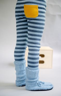 Sloomb knit wool boots, Sloomb booties, Sloomb boots,