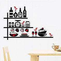 15 best Vinilos Adhesivos Comedor images on Pinterest | Wall decals ...