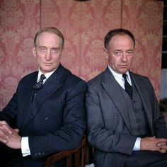 Charles Dance & Michael Kitchen - Foyle's War
