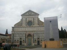 Basilica di Santa Maria Novella (Exterior)