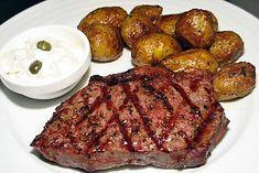 Strip Steak, Meat, Cooking, Fitness, Food, Roast Beef, Kitchen, Essen, Meals