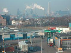Hoogovens IJmuiden by Virtuele Fabriek, via Flickr