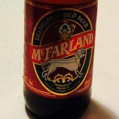 McFarland - Red Beer