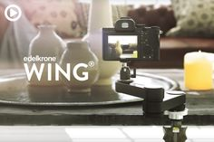 The Edelkron Wing: Compact Smooth Dynamic Video Motion | Fstoppers