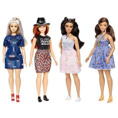2017 Barbie Fashionistas