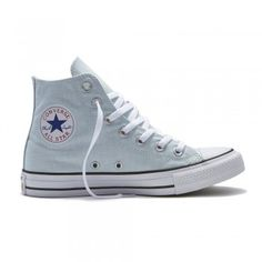 Converse Chuck 153865C Damen Sneaker High Polar blue