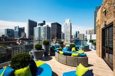 The new spacious rooftop atop the Virgin Hotel http://www.chicagonow.com/show-me-chicago/2015/04/al-fresco-dining-hot-list-for-chicagos-coolest-places/