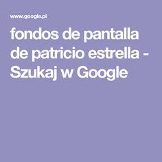 fondos de pantalla de patricio estrella - Szukaj w Google