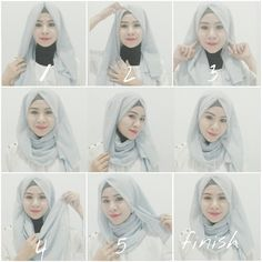 Turkish hijab styles are known with the point on the front and also the glamorous style of silk scarves, their styles are amazing but not everyone feel comfy with the silk scarves, they most of the time slide if they…