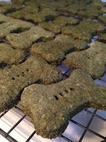 I've had a few requests for my recipe for making medicated dog treats.  As many of you know, marijuana can be good medicine for o...