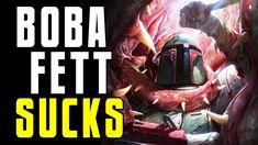 Why Boba Fett Actually SUCKS   Star Wars Explained - Jon Solo