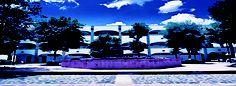 Plaza Central del Tecnológico de Monterrey Campus Querétaro
