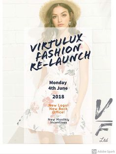this is our re launch advertising poster and will take people to virtulux sign up page when clicked on Sign Up Page, Product Launch, Advertising Poster, People, Fashion, Moda, Fasion, People Illustration, Fashion Illustrations