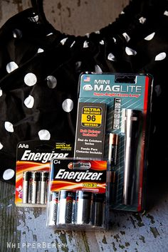 Energizer items featured in @Heather Thoming Care Kit