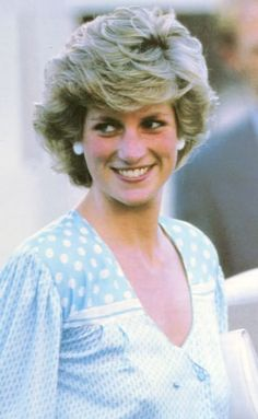 November 12, 1985: Princess Diana watching Prince Charles play in a polo match at West Palm Beach, Florida.