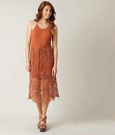 Gimmicks crochet Dress $59.95