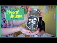 Great America Moonshine? | Taste Test | MamaKatTV