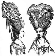 **FREE ViNTaGE DiGiTaL STaMPS**: Free Vintage Digital Stamp - Big Wigs