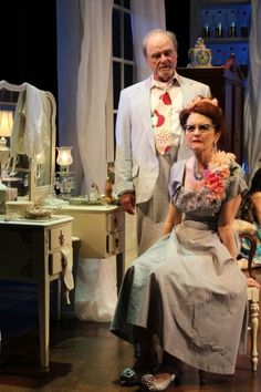 Photo Flash: Harris Yulin & Candy Buckley in Chautauqua Theater's CAT ON A HOT TIN ROOF, Now Through 7/7
