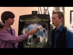 Interviews with the cast and crew of Teen Idol - The Chris Coley Diaries conducted by KIDS FIRST! Film Critic Keefer B.