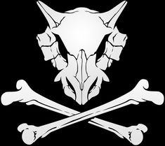 Cubone Skull by KileyDavis.deviantart.com on @deviantART