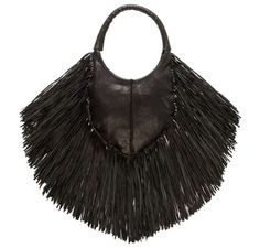 Celebrities who wear, use, or own Barbara Boner Lilith Fringes Leather Bag. Also discover the movies, TV shows, and events associated with Barbara Boner Lilith Fringes Leather Bag. Fringe Handbags, Fringe Purse, Fringe Bags, Purses And Handbags, Black Handbags, Leather Purses, Leather Bag, Studded Leather, Leather Handbags