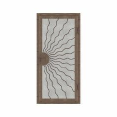 Sunray DIY Security Door by First Impression Security Doors
