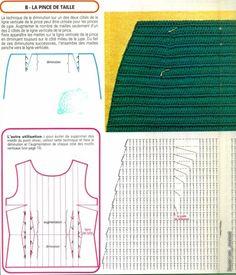 Hand Stitching, Crochet Patterns, Boutique, Skirts, Crocheting, Fashion, Clothing, Art, Crochet