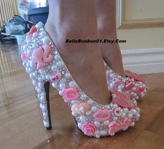 Barbie shoes Love these