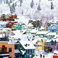 The Locals-Only Guide to Park City, Utah: A must list of fab eateries and fun nightlife to whisk you through Sundance. Oh The Places You'll Go, Places To Travel, Travel Destinations, Food Places, Utah Vacation, Vacation Spots, Vacation Places, Zermatt, Dublin