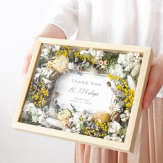 Handmade Decorations, Flower Decorations, Wedding Decorations, Flower Box Gift, Flower Frame, Wedding Gift Boxes, Wedding Frames, Flower Crafts, Diy Flowers