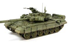 T-90 (1:72)   Alex Clark
