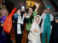 Halloween Games: Monster Freeze Dance and Pumpkin Bowling