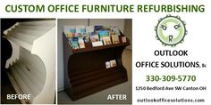 Home Page, Links to all other pages. Visit our Office Furniture Outlet. Used Office Furniture, Furniture Outlet, Magazine Rack, Cabinet, Storage, Home Decor, Clothes Stand, Purse Storage, Decoration Home