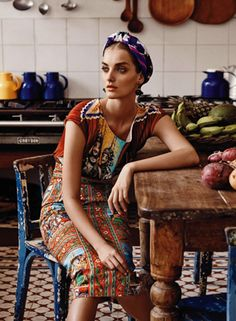Marie-claire-australia-march-2013-issue-dolce-and-gabbana-SS-2013-Sicilian-Folk