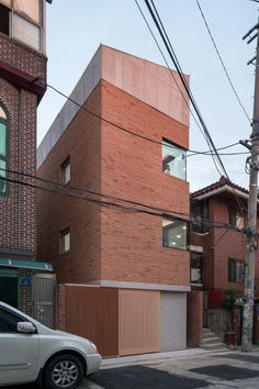 Grown House,© Kyung Roh