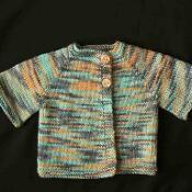 Paxton (Preemie and Newborn Jacket) - via @Craftsy
