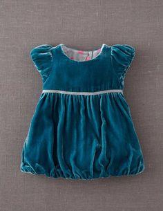 I've spotted this @BodenClothing Velvet Bubble Dress Teal Velvet
