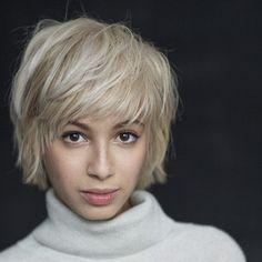 Hairstory Studio, pale blonde