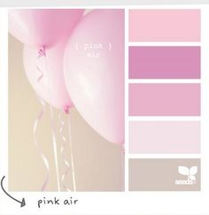 pink color schemes - Google Search