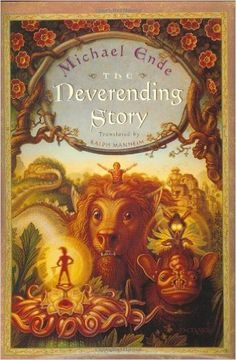The Neverending Story: Michael Ende, Ralph Manheim: 9780525457589: Amazon.com: Books