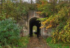 The Screaming Tunnel at Niagara Falls.  http://www.urbanghostsmedia.com/2012/07/the-screaming-tunnel-urban-legend-haunted-niagara-falls/#