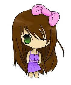 Chibi Girl by ZAWNBEE on DeviantArt