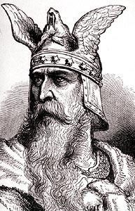 Leif Eiriksson, was a Norse king and explorer regarded as the first European to land in North America, nearly 500 years before Christopher Columbus. According to the Sagas of Icelanders, he established a Norse settlement at Vinland, tentatively identified with the Norse L'Anse aux Meadows on the northern tip of Newfoundland in modern-day Canada.