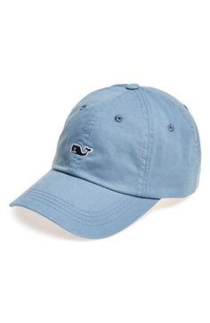 "Vineyard Vines 'Whale Logo' Cap available at #Nordstrom. Prefer ""Slate"" color"