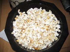 FlexibleCooking: Microwave Kettle Corn Popcorn Yumm!